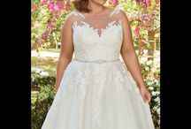 Plus Size Wedding Dresses by Maggie Sottero- Rebecca Ingram