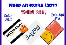 Giveaways to enter / by Barbara Montag