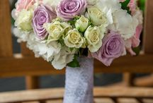 Wedding Bouquets / Some idea's for your wedding bouquets, styles. colours.