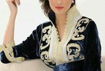 CAFTANS / by ZAHIRA