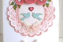 Cards Doilies & Rosettes / by Donna Curtis