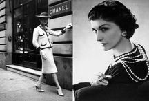 """quotes fashion / """"I only drink Champagne on two occasions, when I am in love and when I am not"""" - Coco Chanel"""