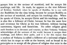 Buddhism and vedanta