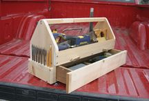 Toolboxes and storage