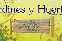 Jardines y Huertas - SMAP / http://www.jardinesyhuertas.com.ar/   Desarrollado por: SMAndesPatagonia.com / by SMAndes Patagonia