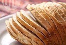 Broodbakken met de machine