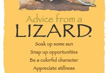 Spirit Animals Lizard (Celtic)