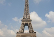 Eiffel Tower / by Dodie Dee