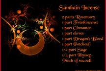 Samhain - Hollow's Eve - Halloween