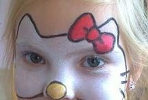 Face Painting / by Erica Corner