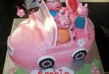 Pepper Pig Cake & Party