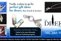 TheDiversClub.com / Finally, a place to go for perfect gift ideas for divers, their friends & families!