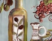 decoupage oliva