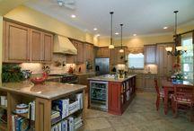 Brookhaven Kitchen Remodel / Cabinet Design by Nicole Bruno Marino  Interior Designer: Donna Jarnigan with Lacy Boone Interiors