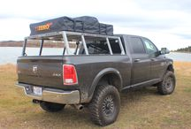 trucks bed