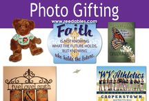 Photo Gifting / Contact us about making something special for you. info@reedables.com