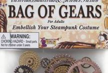 Cosplay and Steampunk Sewing Supplies / Hard to find heavy buckrams, millenary wires, and embellishments to finish your costume, garb or Cosplay clothing.