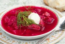 "Borscht / WONDERFUL! This is a fast, quick, healthier alternative to the real deal. Makes a great lunch! "" http://bestlifeblueprint.bizblueprint.com/healthy-recipies/borscht"