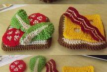 Comida crochet