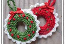 kerstmis haken en breien