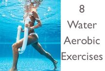 Water works / aquatic fitness and the benefits of water
