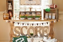 Vintage Football Party- Fall Fest / by Brooke Secoy