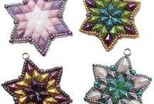 diamond duo beads