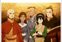 Avatar/Legend of Korra