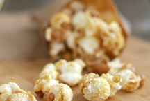 Food - Popcorn / by BonBon Chihuahuas