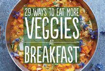 Foodie forever: Veggie heavy