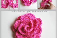Shawl crochet