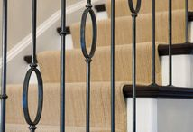 wrought iron porch rail