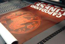 Stampa digitale / Stampa diretta, grande formato e su misura