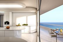 Faena House - Miami  / Alan Faena's new Faena House Miami Beach proves to be an architectural showstopper.