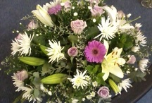 flower / Some of these arrangements are our own and serves as ideas as to what we can offer you.