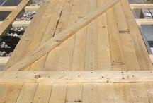 Usa din lemn