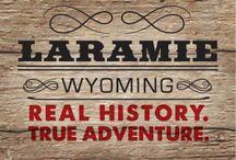 Laramie Area Visitor Center / Real History - True Adventure