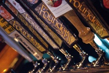 Founders Tasting Event / Randalling the Breakfast Stout, plus the tap takeover and housemade Michigan Dogs!!