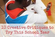 Art Criticism Activities