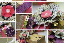 SU Stanz- und Falzbrett für Geschenkschachteln - Gift Box Punch Board