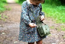 Kid fashion / by Danell Beede