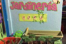 Plantas Preescolar