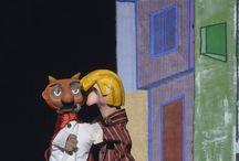 DON FAUSTINO - temporal de títeres / Compañía de teatro de títeres Vagabundo