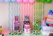 Powerpuff Girls Party