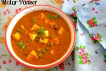 Paneer (Indian Cottage Cheese) Recipes / Paneer aka Indian Cottage Cheese Recipes