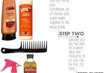 hair/beauty secrets
