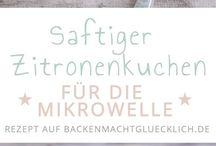 Koch-/ Backrezepte