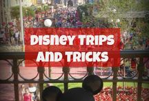 Disney Tips & Secrets / Budget suggestions and insider tips to Disney World for a great experience without going broke!