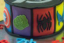 Bolos Vingadores