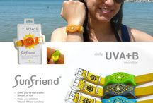 Sun Safe / Products which help to keep you safe in the sun!